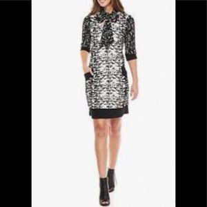 NWT Rabbit Designs Black/White Minidress